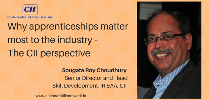 Why apprenticeships matter most to the industry – the CII perspective