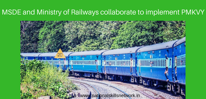 Ministry of Railways PMKVY