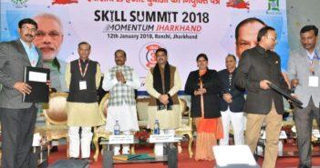 Skill Summit 2018 Ranchi Jharkhand