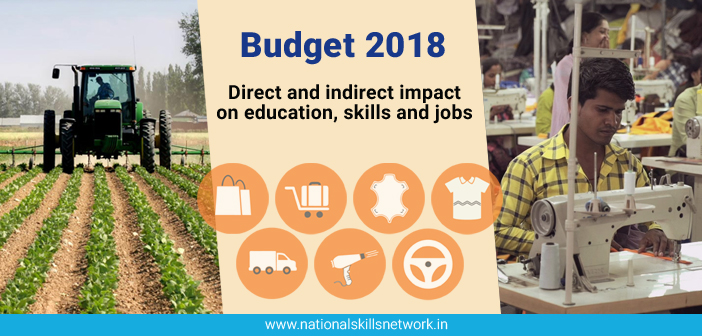 Budget 2018 Skills and jobs