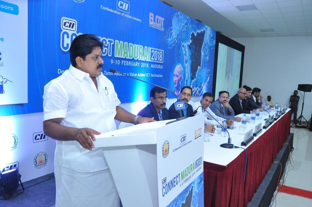 CII Madurai Connect 2018 inauguration