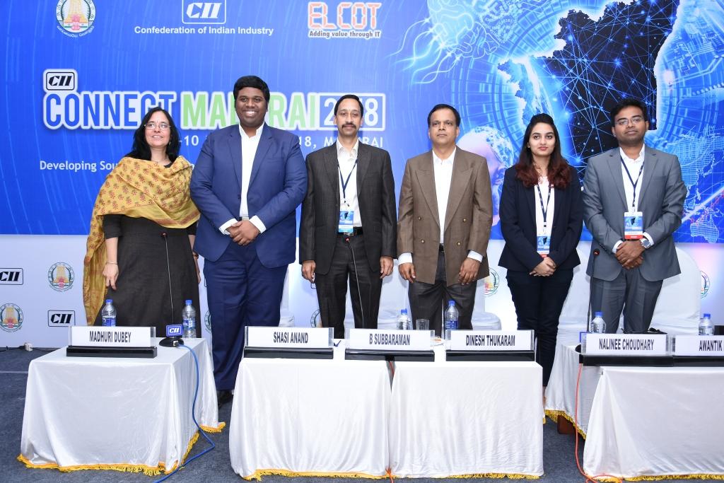 CII Madurai Connect 2018 skills session