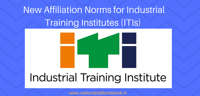 ITI affiliation norms