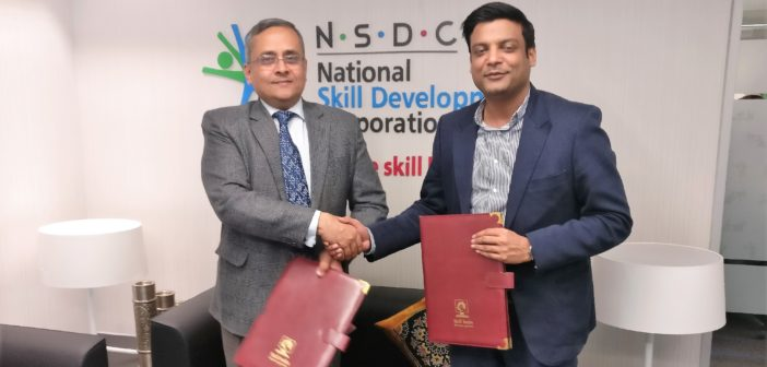 NSDC collaborates with Balrampur Chini Mills to empower women through skills