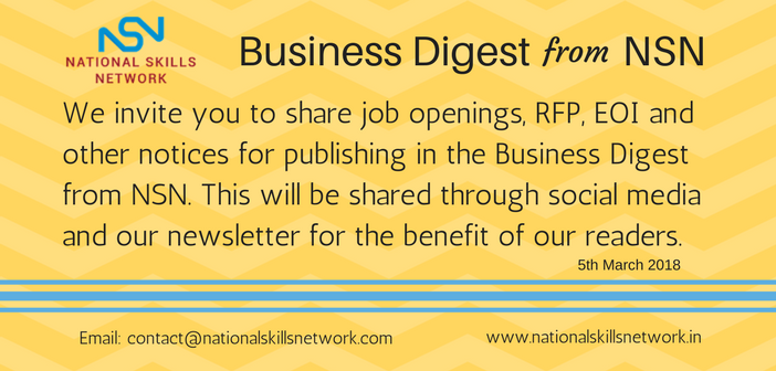 NSN Business Digest 050318