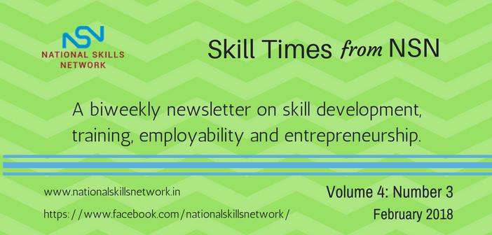 Skill Development News Digest -160218