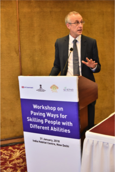 Nick Dyer, Director General, Policy and Global Programme, DFID
