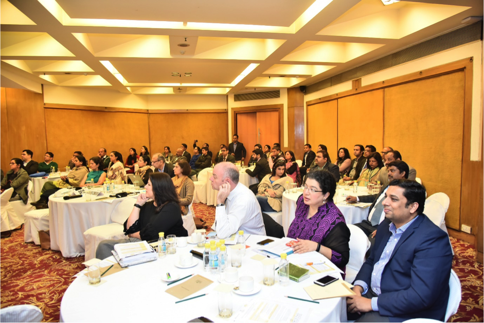 DFID SCPWD workshop on skills 2