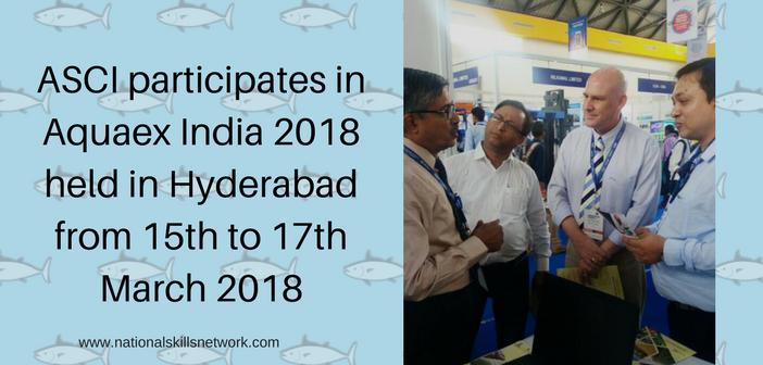 ASCI Aquaex 2018 Hyderabad