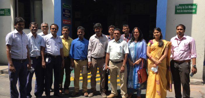 CII InSync with Industry JK Fenner Madurai