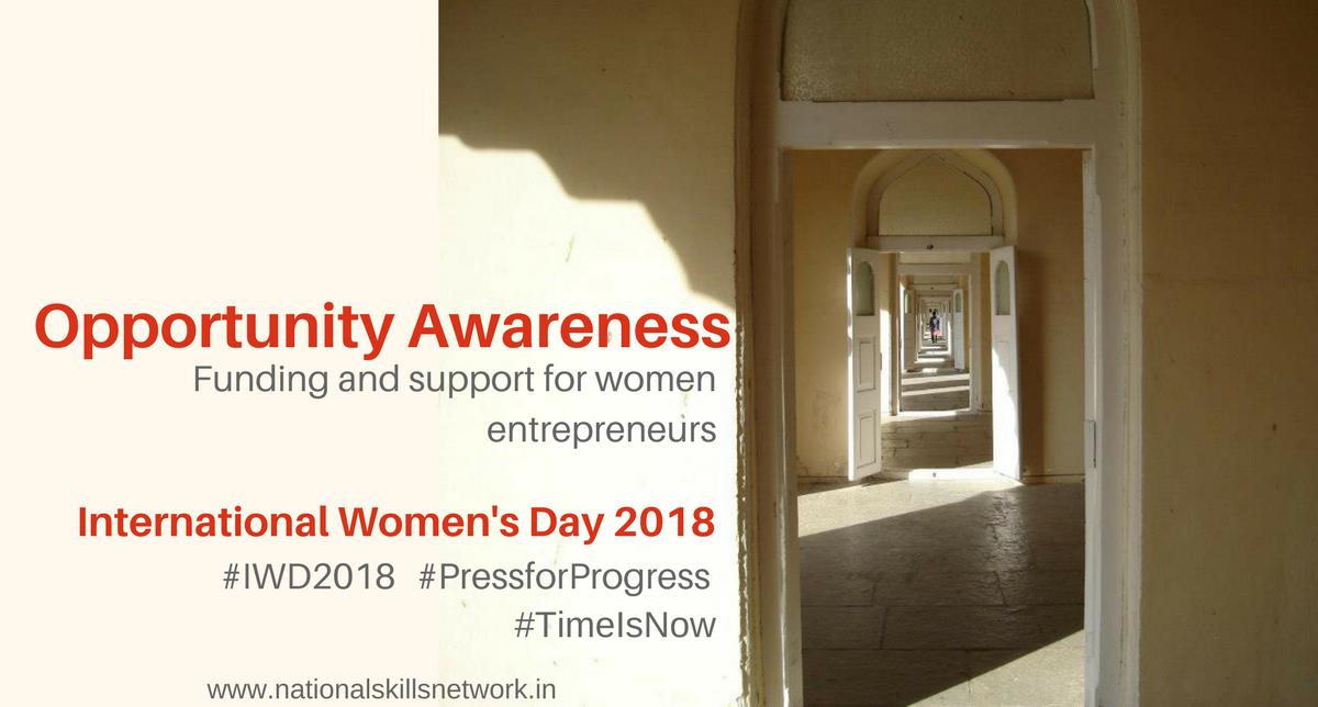 Funding and support for women entrepreneurs
