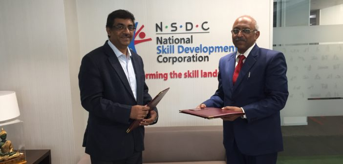 NSDC and People of Indian Origin Chamber of Commerce and Industry (PIOCCI) partnership to strengthen Skill India Mission