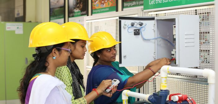 Skill India empowers more than 35 lakh women by providing better livelihood, security and financial independence