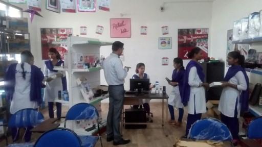 ILFS Retail training 1