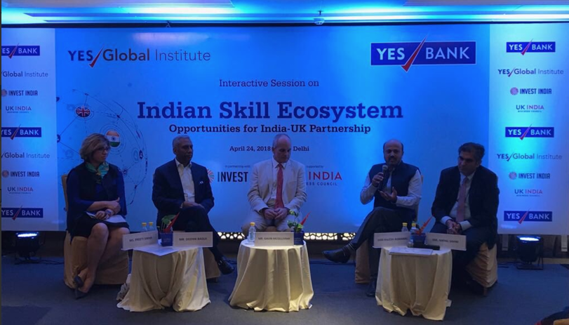 yes_bank Yes Global Skills Report
