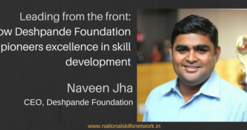 Deshpande Foundation Naveen Jha