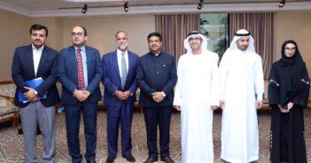 India UAE skill development