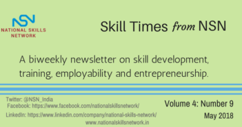 Skill development news digest 200518