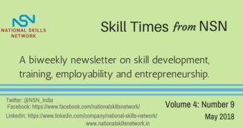 Skill development news digest 200518