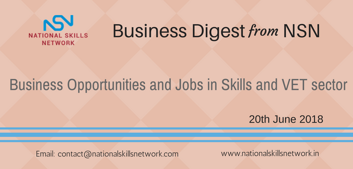 Business Digest from NSN – 200618
