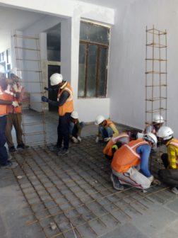 SkilIndiGlo_Steel Fixing