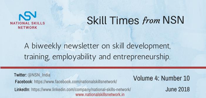Skill development news digest 200618