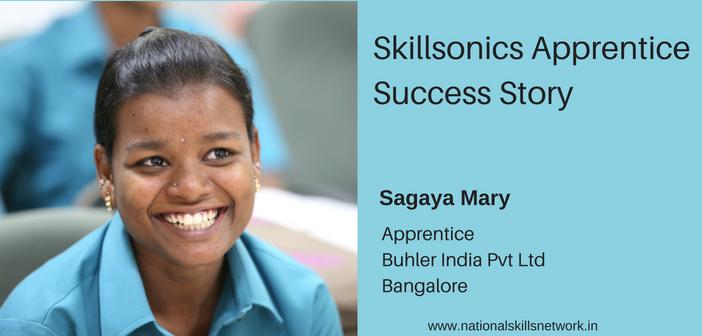 Skillsonics apprentice success story