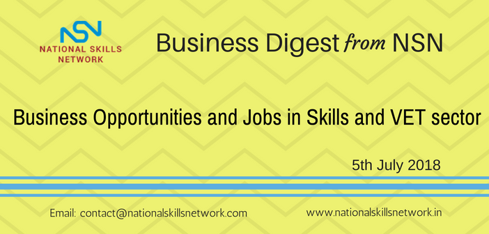 Business Digest from NSN 050718