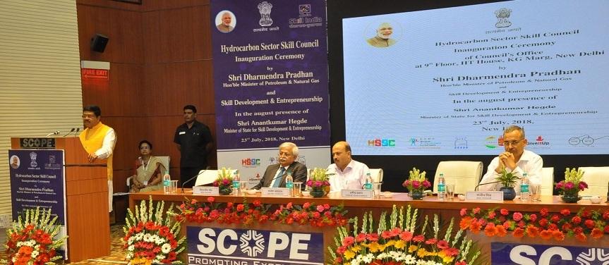 Hydrocarbon Sector Skill Council (HSSC)