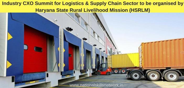 Industry CXO Meet for Logistics HSRLM Haryana