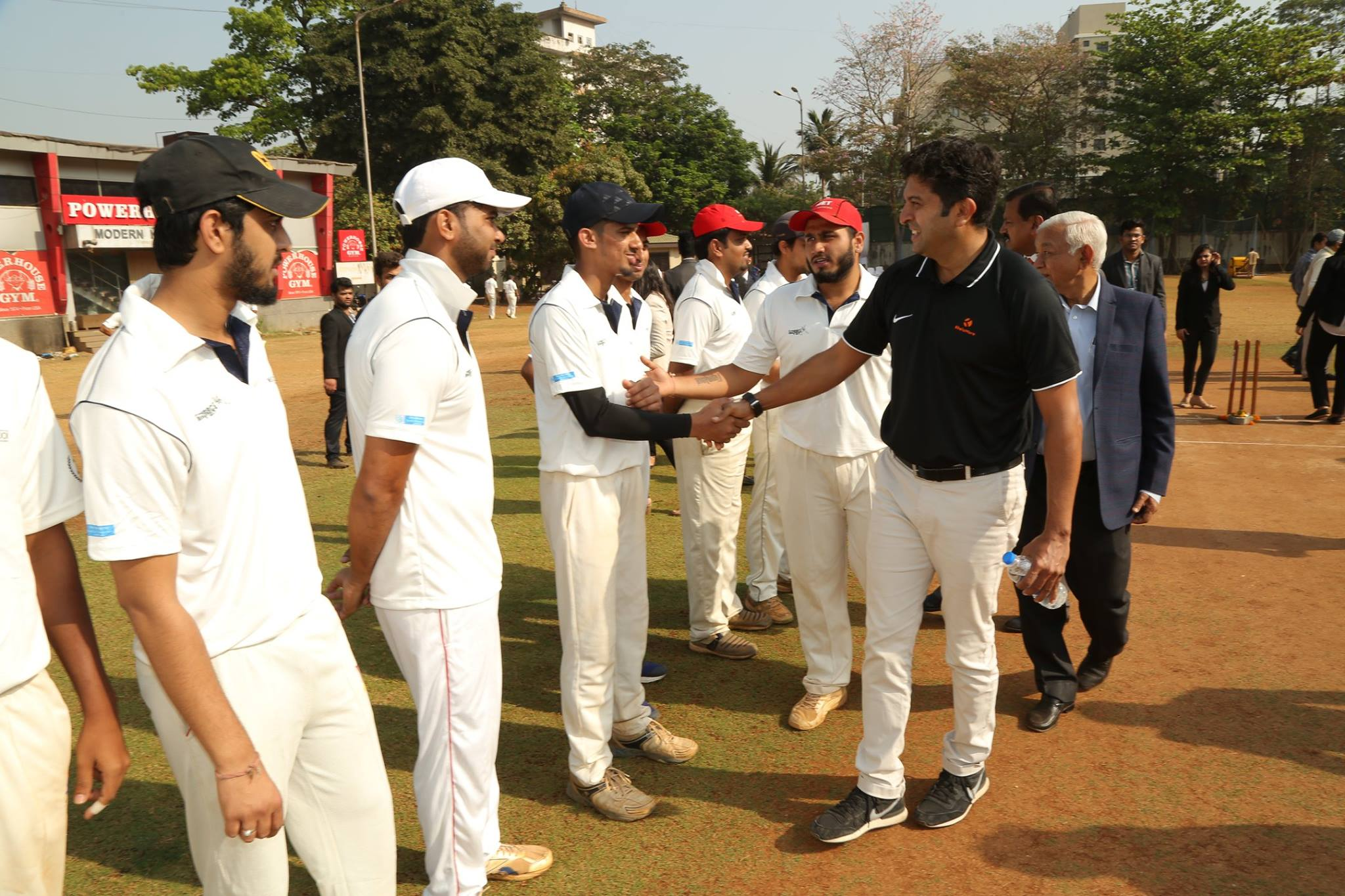 Jatin Paranjpe CII sports