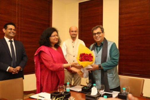 Subhash Ghai Chairman MESC