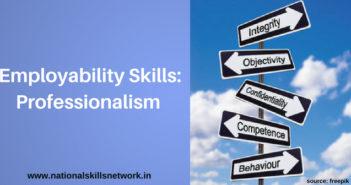 Professionalism - Employability Skills