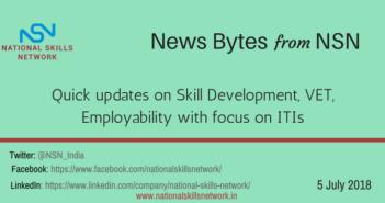 Skill News Bytes from NSN 050718