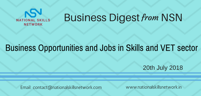 Skill business digest from NSN