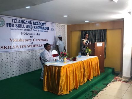 Skills on Wheels Telangana