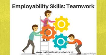 Teamwork -Employability Skills