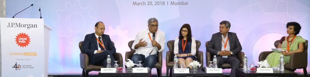 UnLtd India JP Morgan Skill development 1JPG