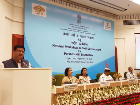 skill development for persons with disabilities