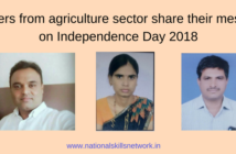 Agriculture Sector Independence day