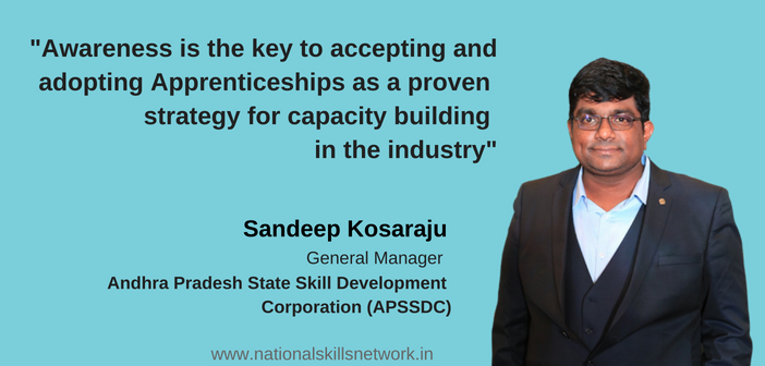 Apprenticeships for capacity building