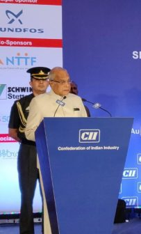 Governor Tamil Nadu at CII Skills Summit