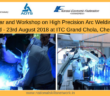 High Precision Arc Welding workshop