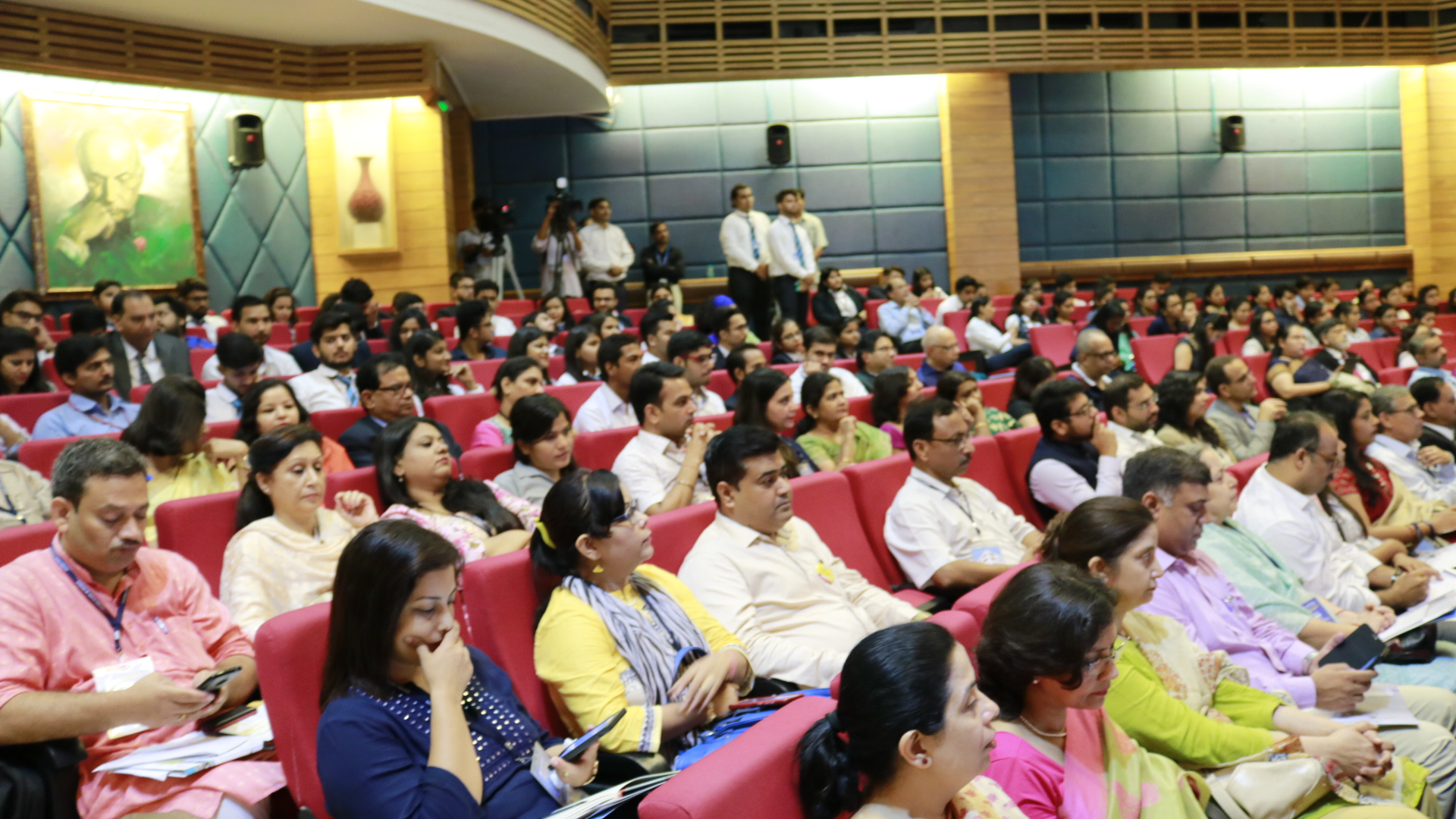 Jaipuria School of Business Skill development conference 1