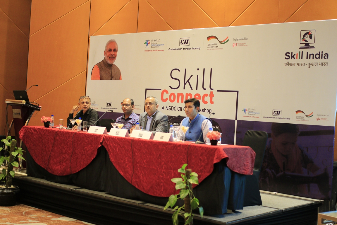 Skill Connect : NSDC, GIZ and CII address stakeholders in Haridwar