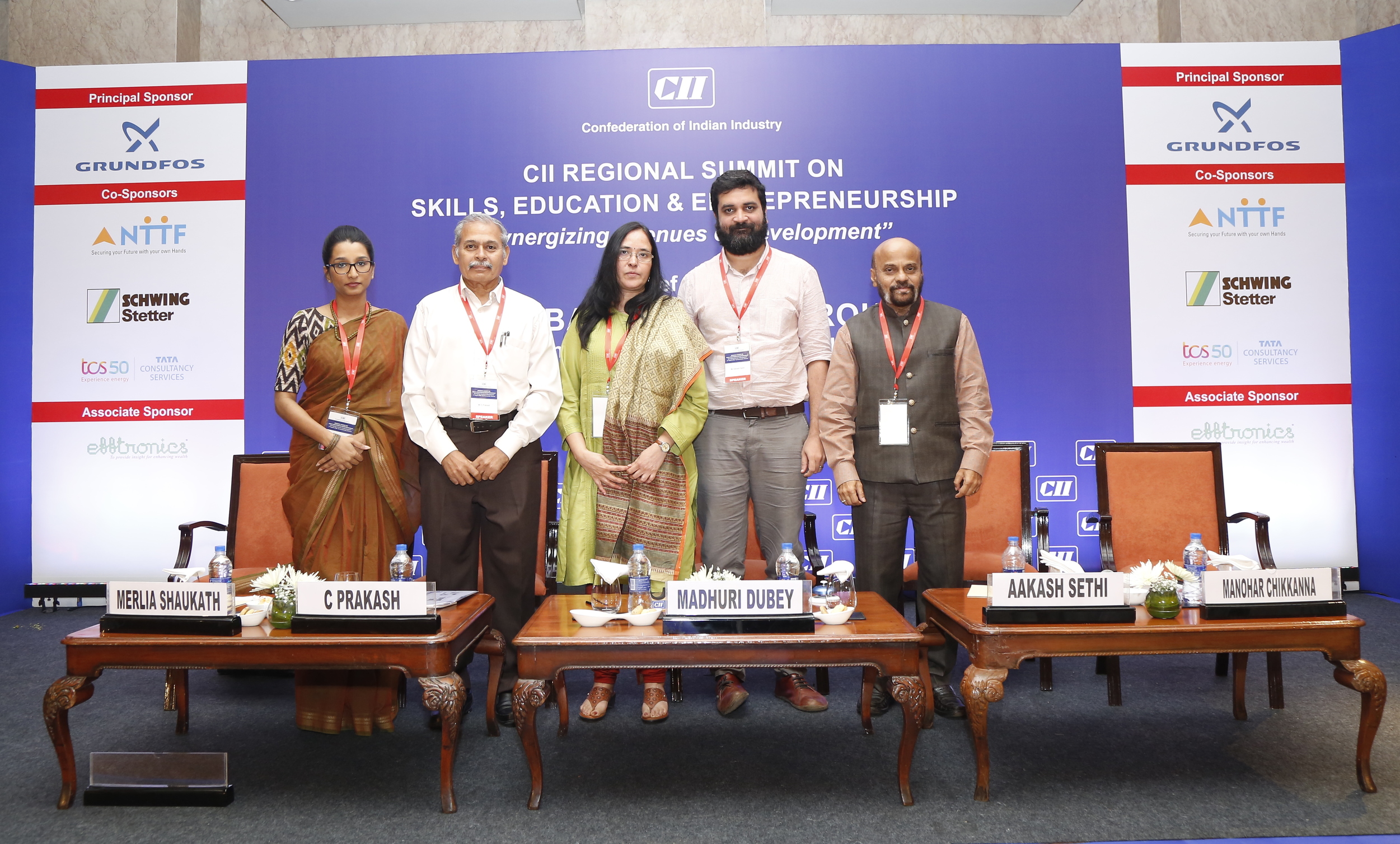 NSN at CII Skills summit