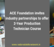 ACE Foundation Production Technician Course