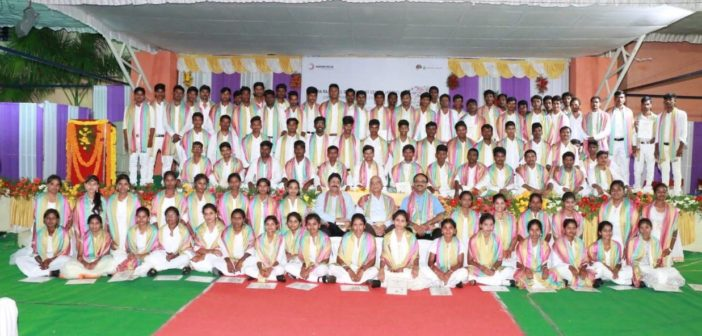 Amara Raja Skill Development Centre holds convocation for 6th Batch of students