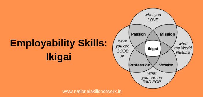 Employability skills Ikigai