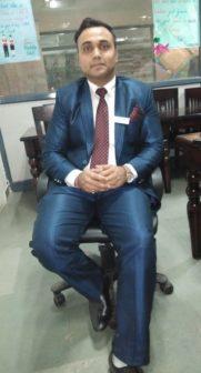 Gaurav Rana IL&FS Trainer